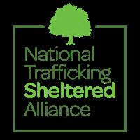 National Trafficking Sheltered Alliance logo