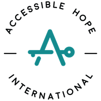 Accessible Hope International logo